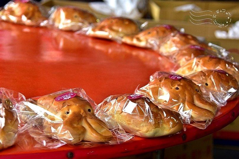 章魚哥麵包?!