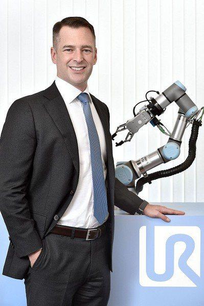 圖二 : Universal Robots大中華區總經理蘇璧凱認為,台灣作為電子...