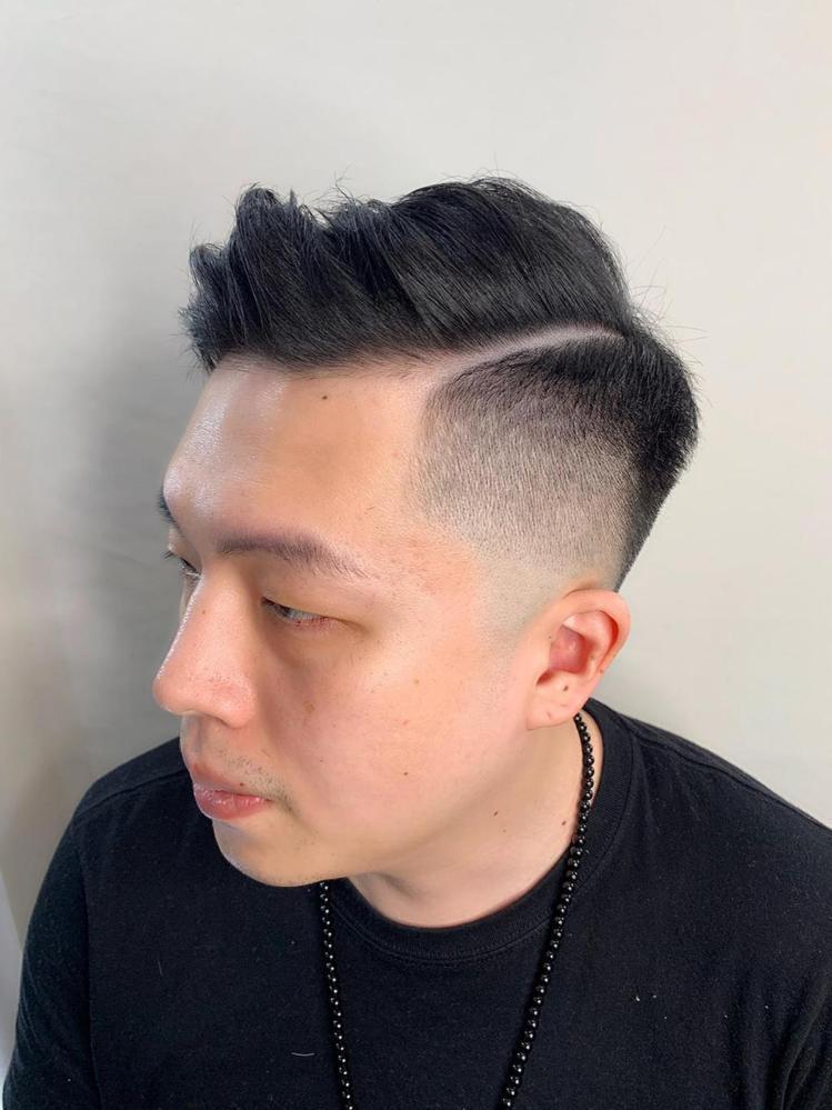 髮型創作/AURA奧樂髮型 / Steven Regal。圖/StyleMap美...