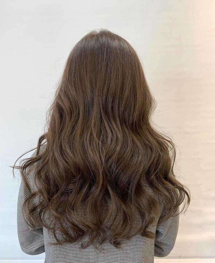 髮型創作/曼都南港店 / Cheng Mico。圖/StyleMap美配提供