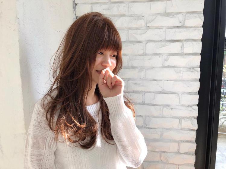 髮型創作/sieg 台北2店 / Lily。圖/StyleMap美配提供