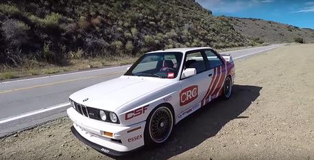 影/經典E30 BMW M3植入新世代Turbo引擎!鐵粉憤怒了!