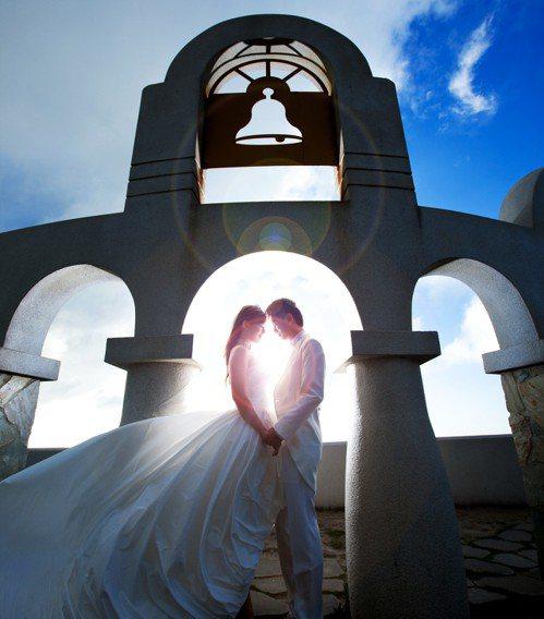 北海岸景點石門婚紗廣場。圖/北觀處提供