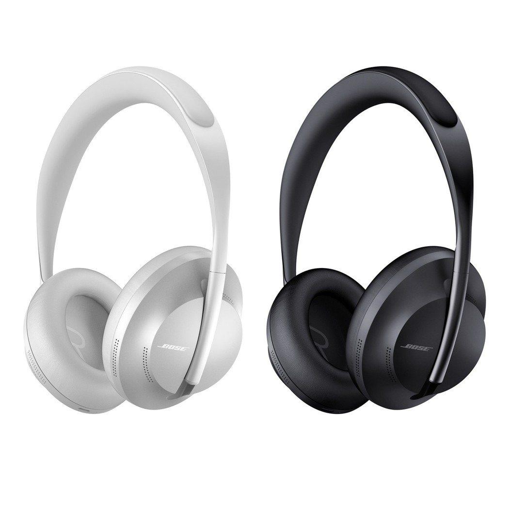 Bose 700無線消噪耳機,提供黑、銀兩色,建議售價為13,000元。9月1日...