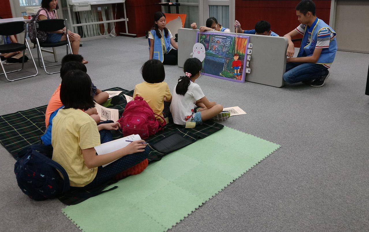 新北市「自閉症入學準備班」行之有年,今年8月再度開課,提供6個班次共60個小一名...