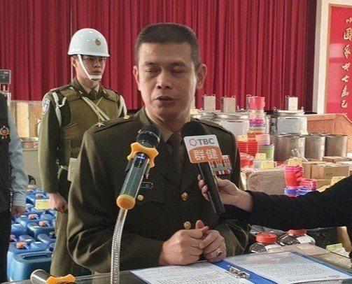 新任永和警衛室警衛主任人選已敲定,由憲兵指揮部參謀長鄭禎祥接任。 本報資料照