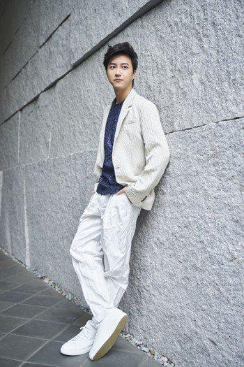 「桌球王子」江宏傑為日本GTN公司代言。圖/公關公司提供