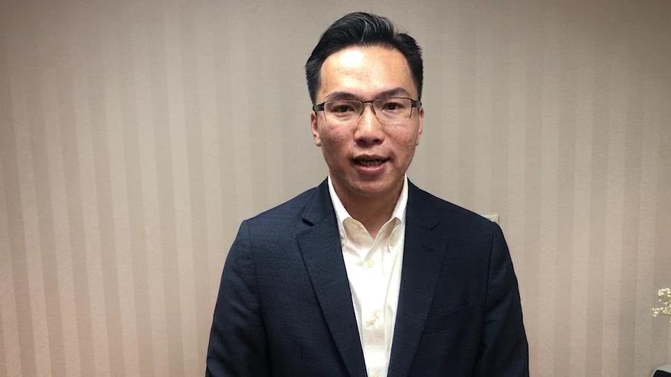 民進黨高雄市議員林智鴻批評高雄市109年度總預算案新增舉債數仍高達64.2億元,...
