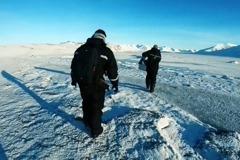 影/北極已非淨土 1公升雪竟含上萬顆塑膠微粒