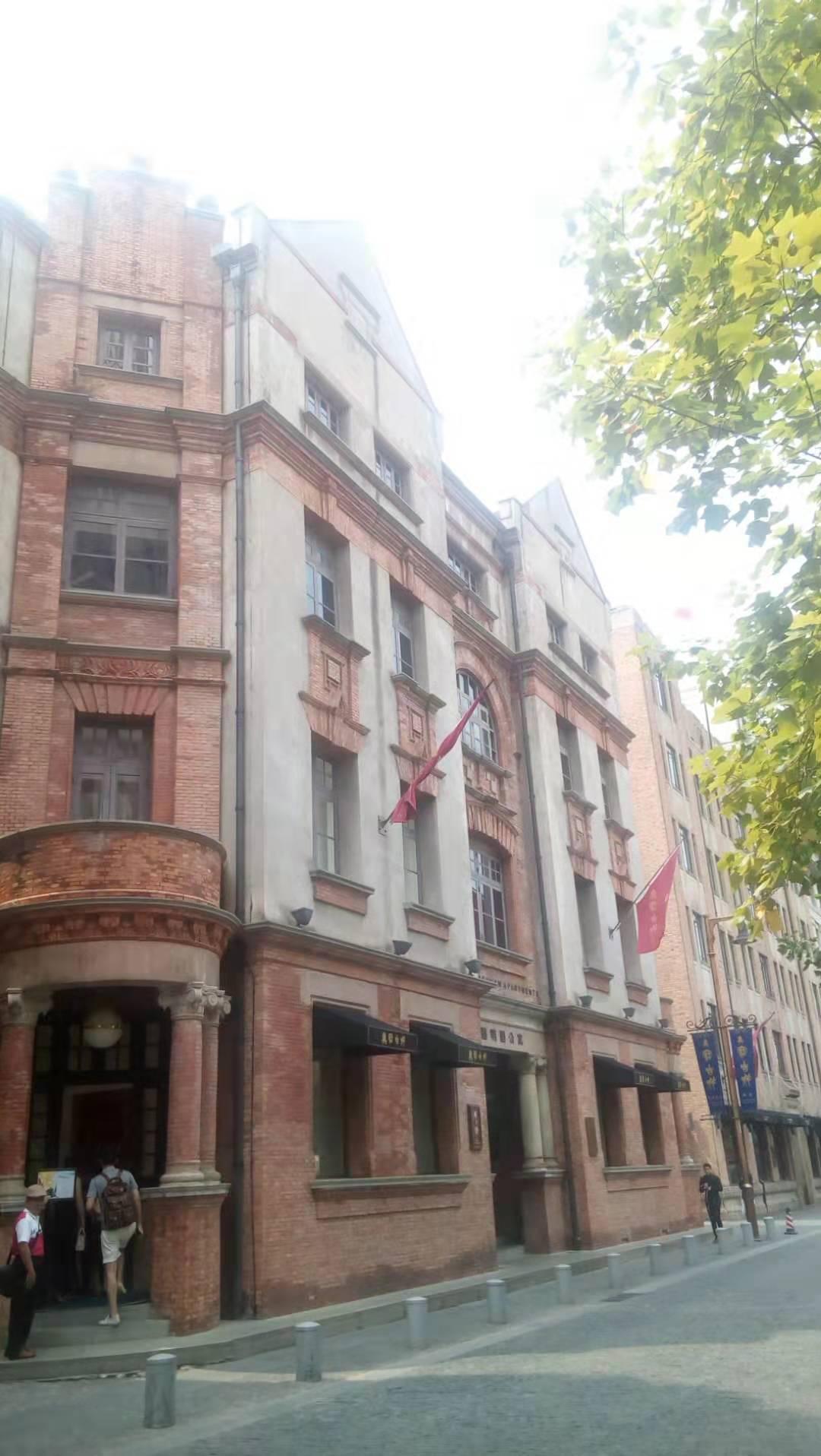 寶吉祥藝術中心是目前唯一在上海「外灘源」插旗的台商。「外灘源」是上海開埠的起源點...