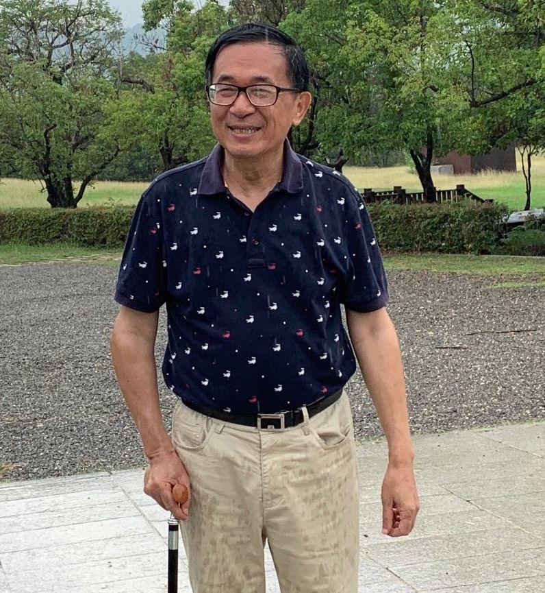 前總統陳水扁今天在臉書發文表示,他事先被告知未能獲准參加18日的「一邊一國行動黨...