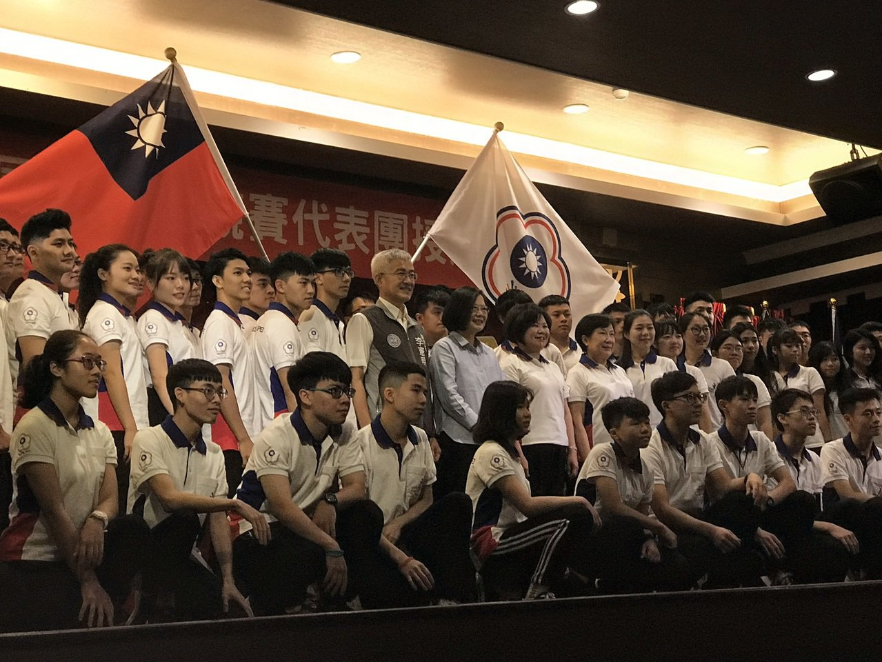 第45屆國際技能競賽將於22日到27日在俄羅斯喀山登場,台灣選派51職類、58位...