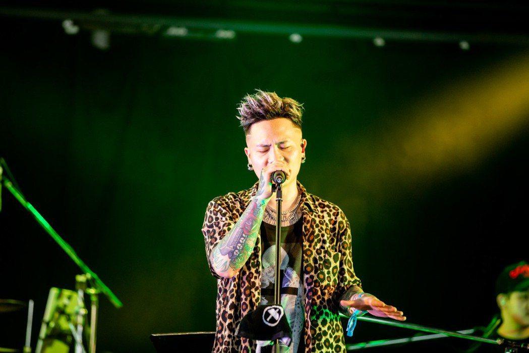 蕭秉治首度以個人身份登上日本頭號音樂祭「Summer Sonic」。圖/相知音樂