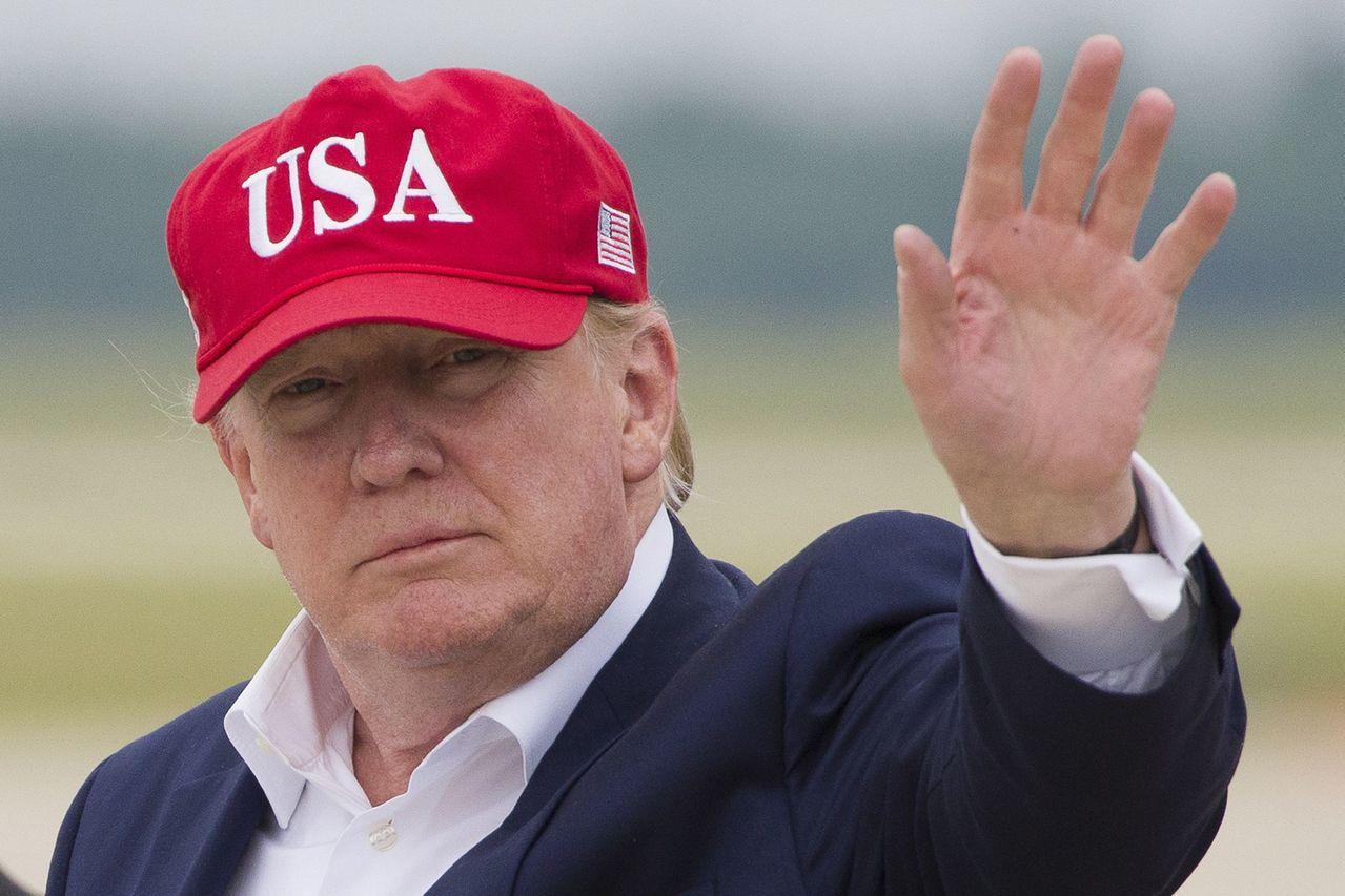 美國總統川普據報想買下格陵蘭。美聯社