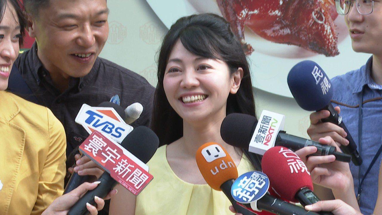 台北市議員高嘉瑜。圖/聯合報系資料照片