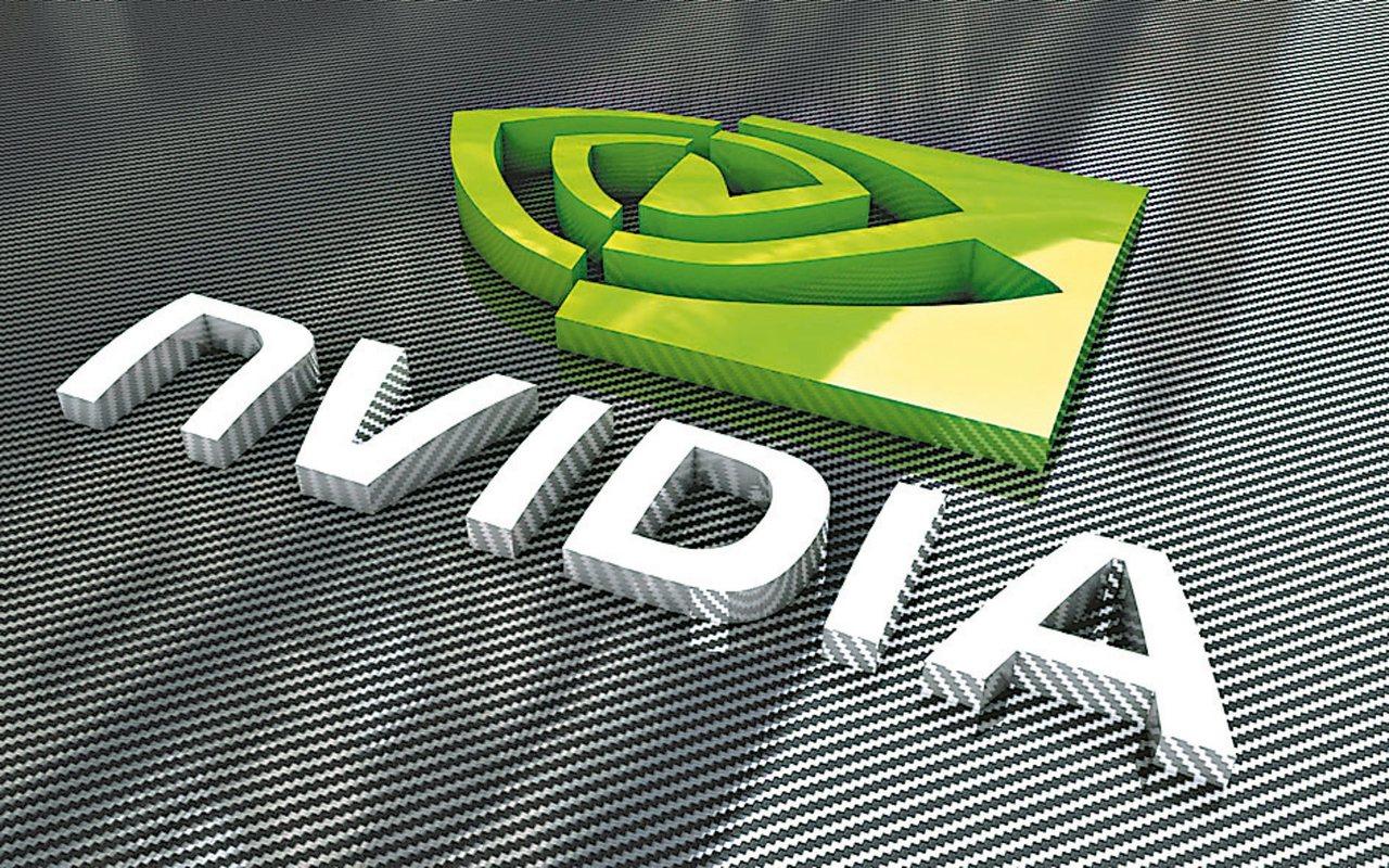 Nvidia上季財報優於預期,股價早盤大漲。 路透