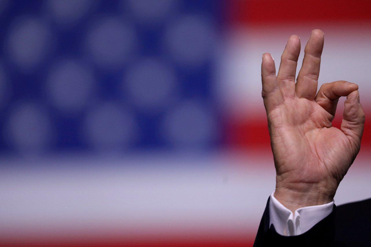 川普總統放話說,美國欲購格陵蘭島,被丹麥政壇當成笑談。 (路透)