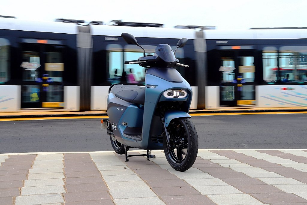 Yamaha EC-05真的只是換個外觀設計、變更廠徽、銷售點不同而已嗎?試騎之...
