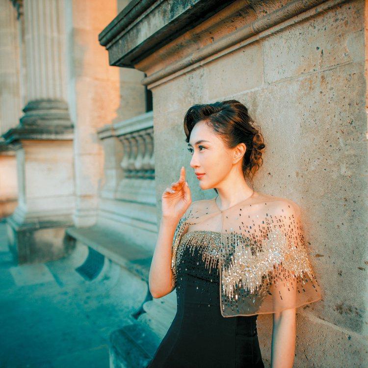 華裔珠寶藝術家胡茵菲為蘇富比創作「絲路音樂系列」珠寶共5件作品將於秋拍上拍。圖/...