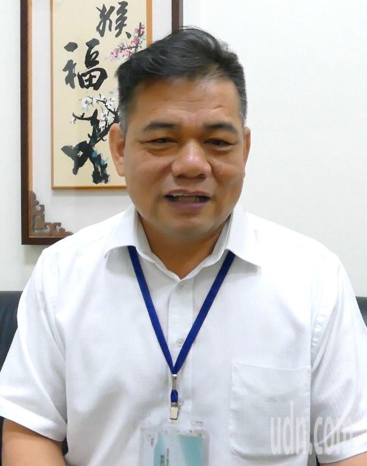 臻愛花園飯店董事長林志成。記者趙容萱/攝影