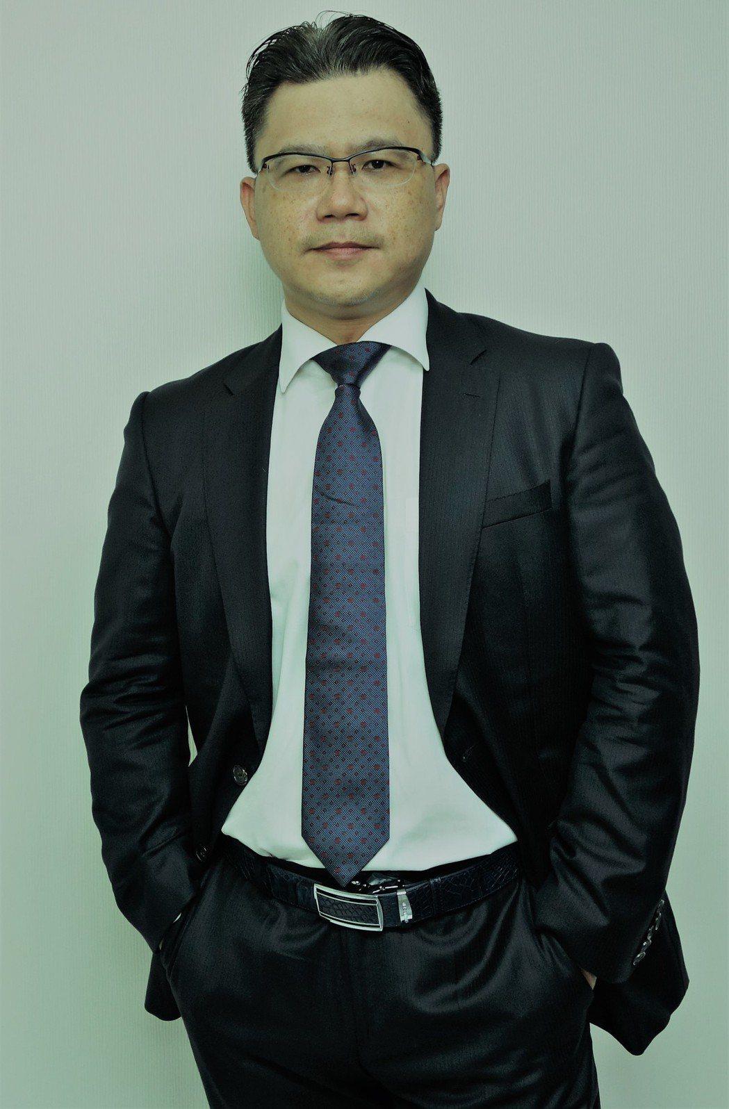 豐彥財經執行長謝晨彥 圖/謝晨彥提供