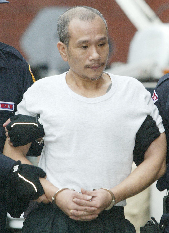 曾列名十大槍擊要犯的薛球病逝台南。本報資料照片