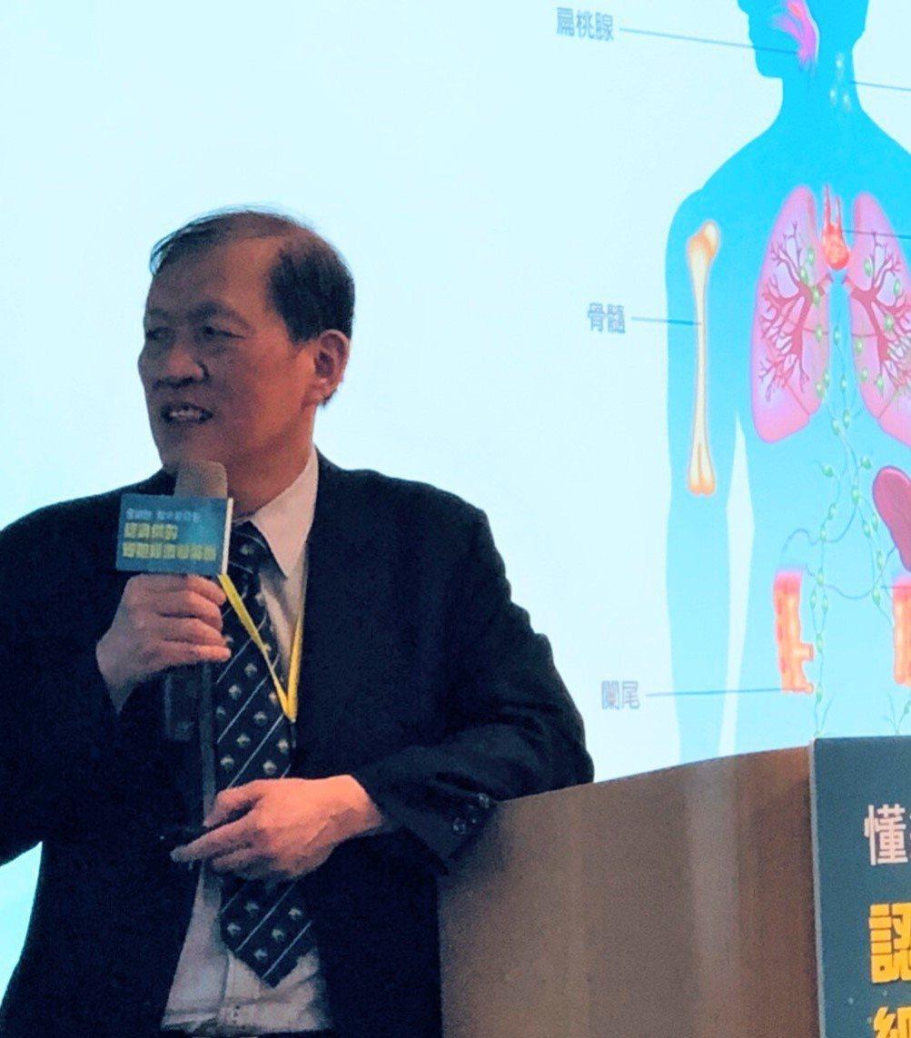 聯合報健康事業部與環球生技雜誌共同舉辦2019年「懂細胞,救命救荷包—認識你的細...