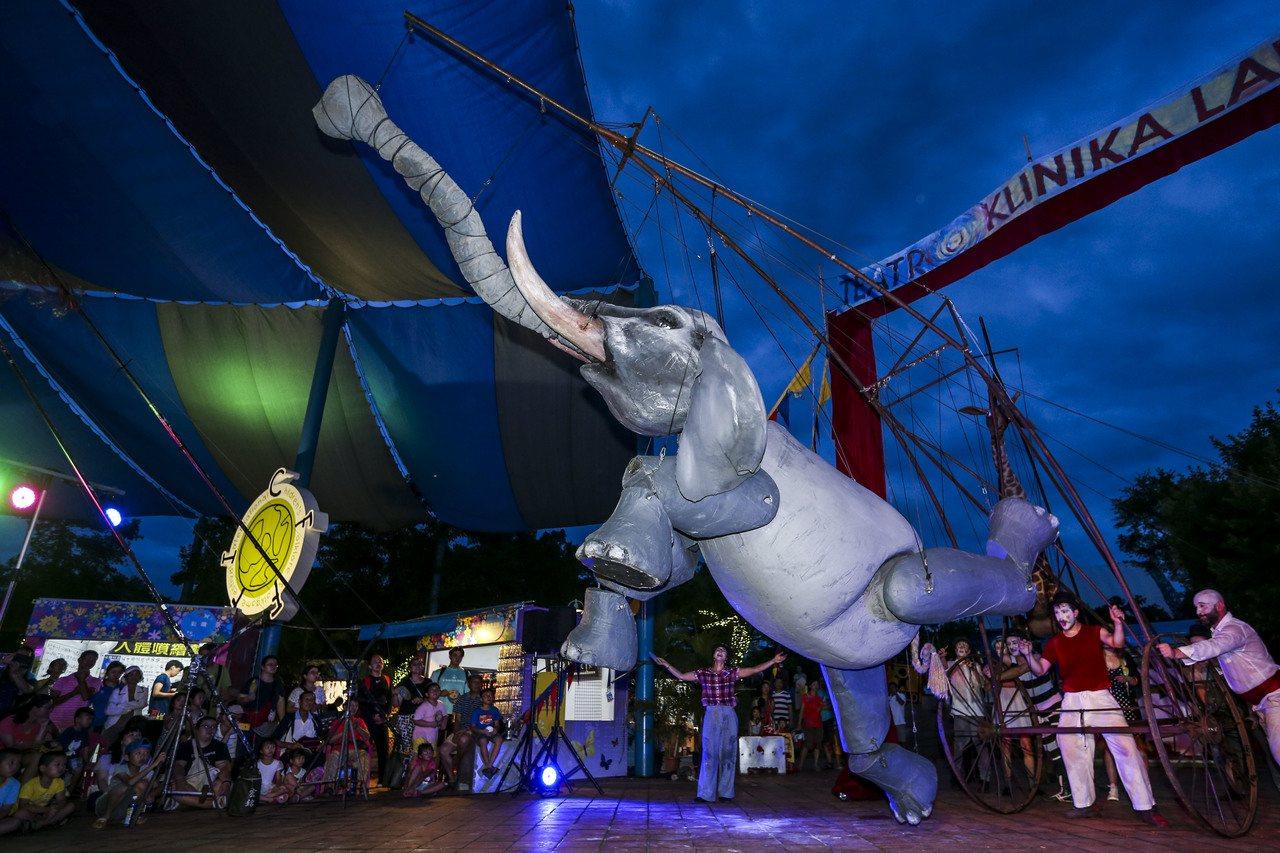 暑假尾聲,為期44天的宜蘭童玩節明天也要說再見了,活動的最後一天,精彩的節目也將...