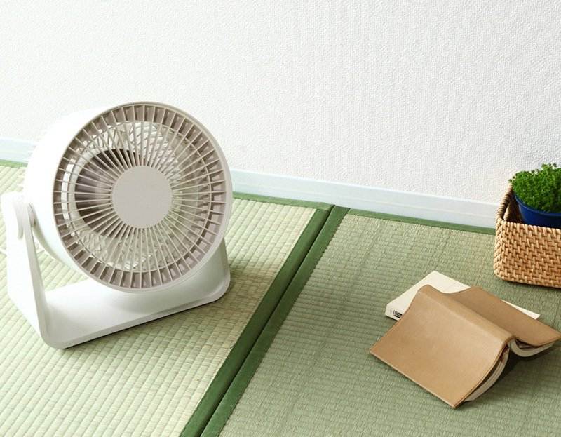 MUJI無印良品2019上半年居家用品類暢銷排行榜由空氣循環風扇奪下。圖/無印良...