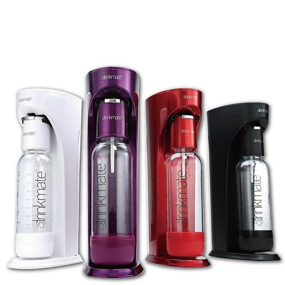 7、8月進入全年高溫月,Yahoo奇摩購物中心氣泡水機銷售成長超過4成,圖為DR...