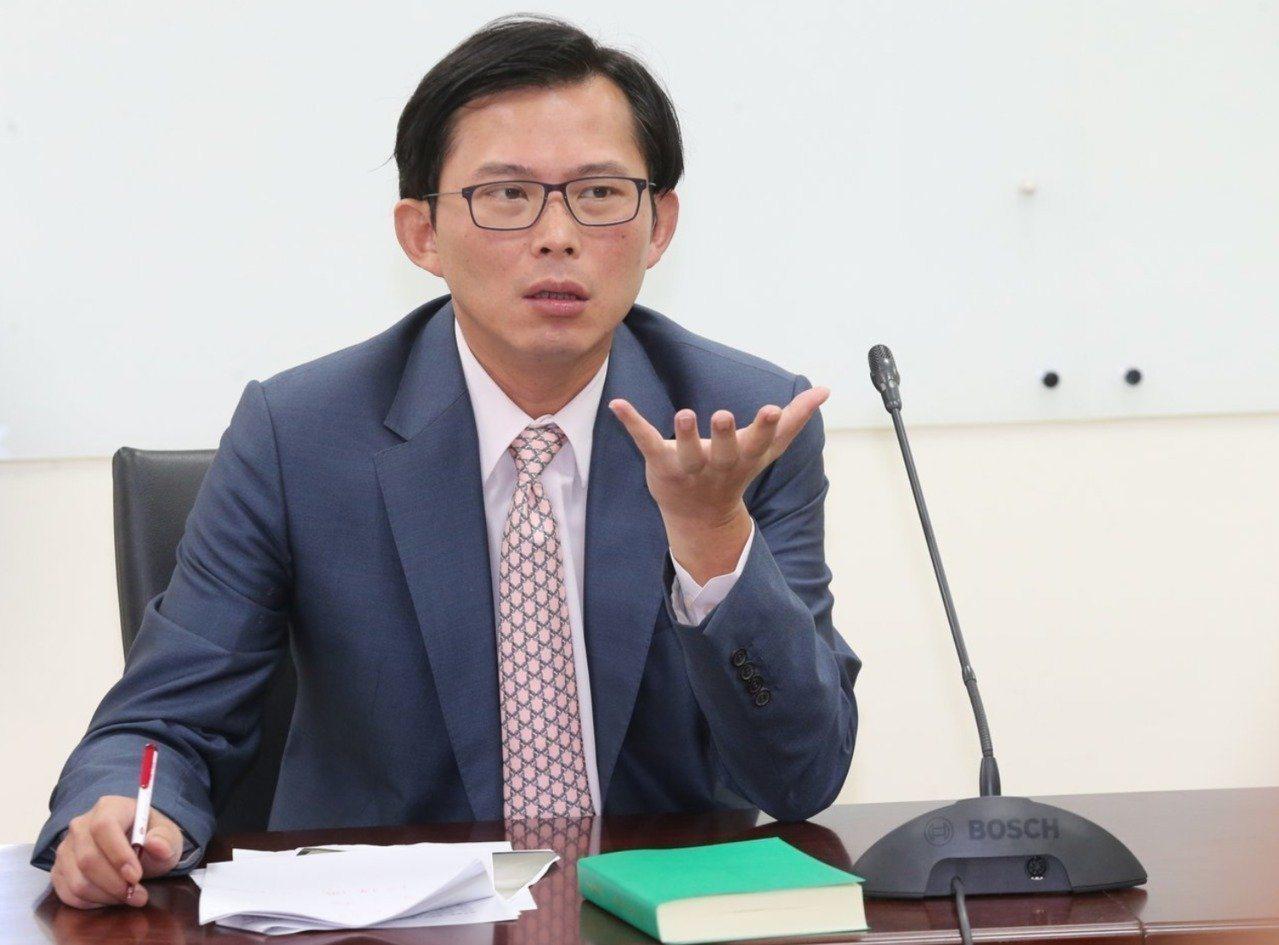 時代力量立委黃國昌。本報系資料照