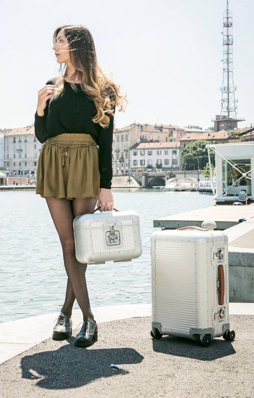 義大利頂級行李箱品牌Fabbrica Pelletterie Milano,也將...