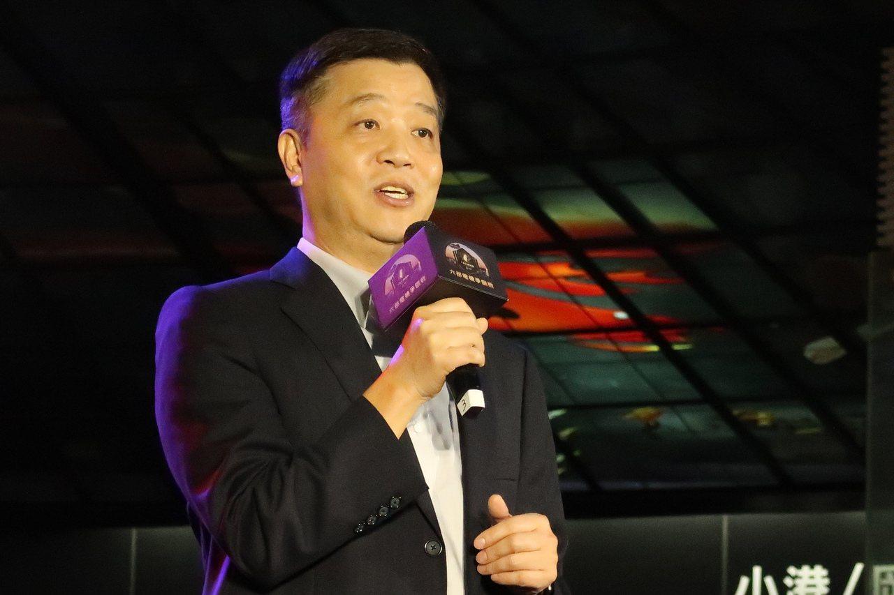 高雄市副市長陳雄文表示,電競發展為高雄市施政重點之一。記者徐如宜/攝影