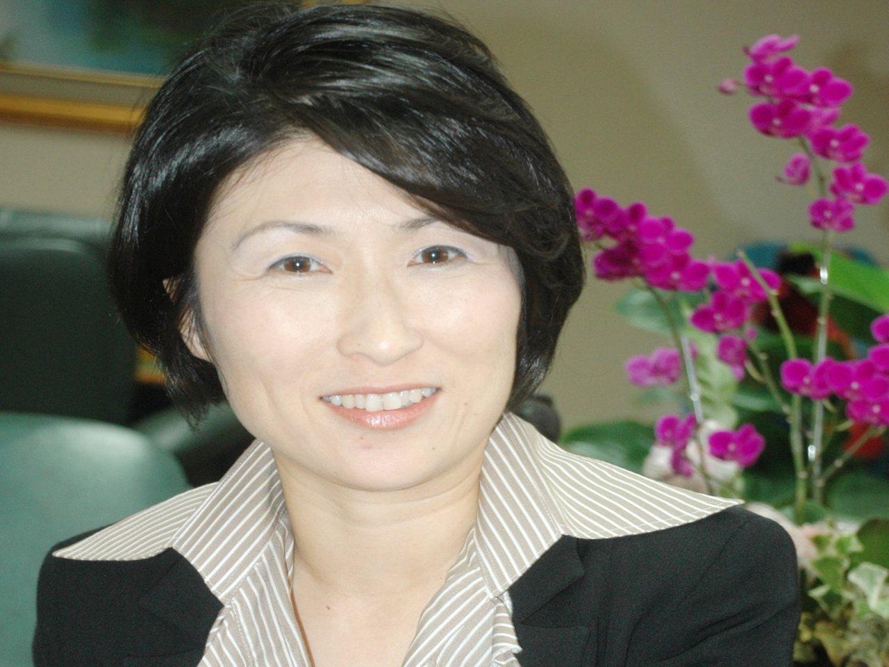 饒慶鈴今天表示,會依黨的指示,在台東幫韓國瑜輔選。記者羅紹平/攝影