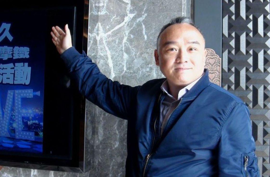 高雄市觀光局長潘恒旭被稱為點子王。圖/聯合報系資料照片