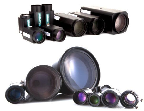 VST監控鏡頭及機器視學鏡頭,為市場強勢品牌。 輝視/提供