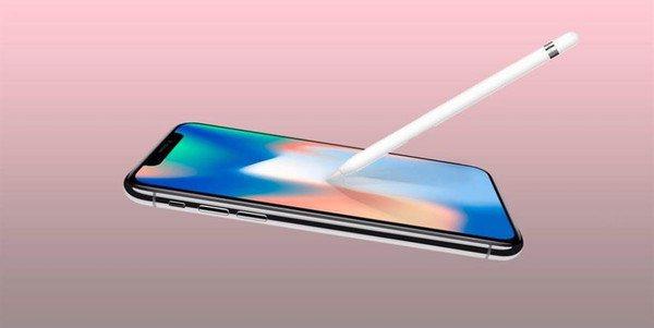 蘋果打算讓iPhone導入觸控筆應用,中間的曲折耐人尋味。圖/取自One Mor...