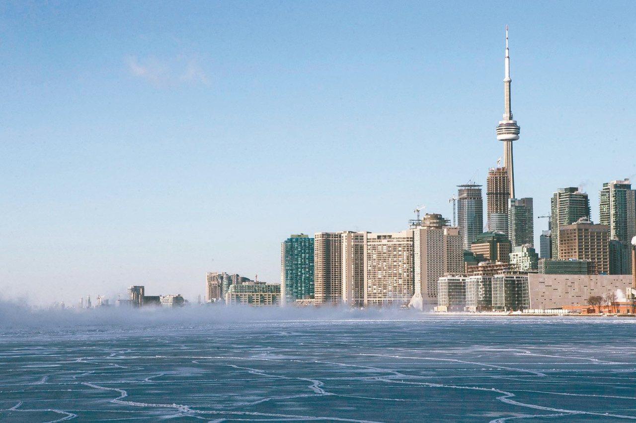 加拿大最大城市多倫多最近吸引許多大型科技公司前來設點。 美聯社
