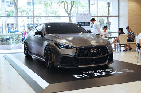 影/搭載F1科技的Infiniti Q60 Project Black S年底要開始量產了?!