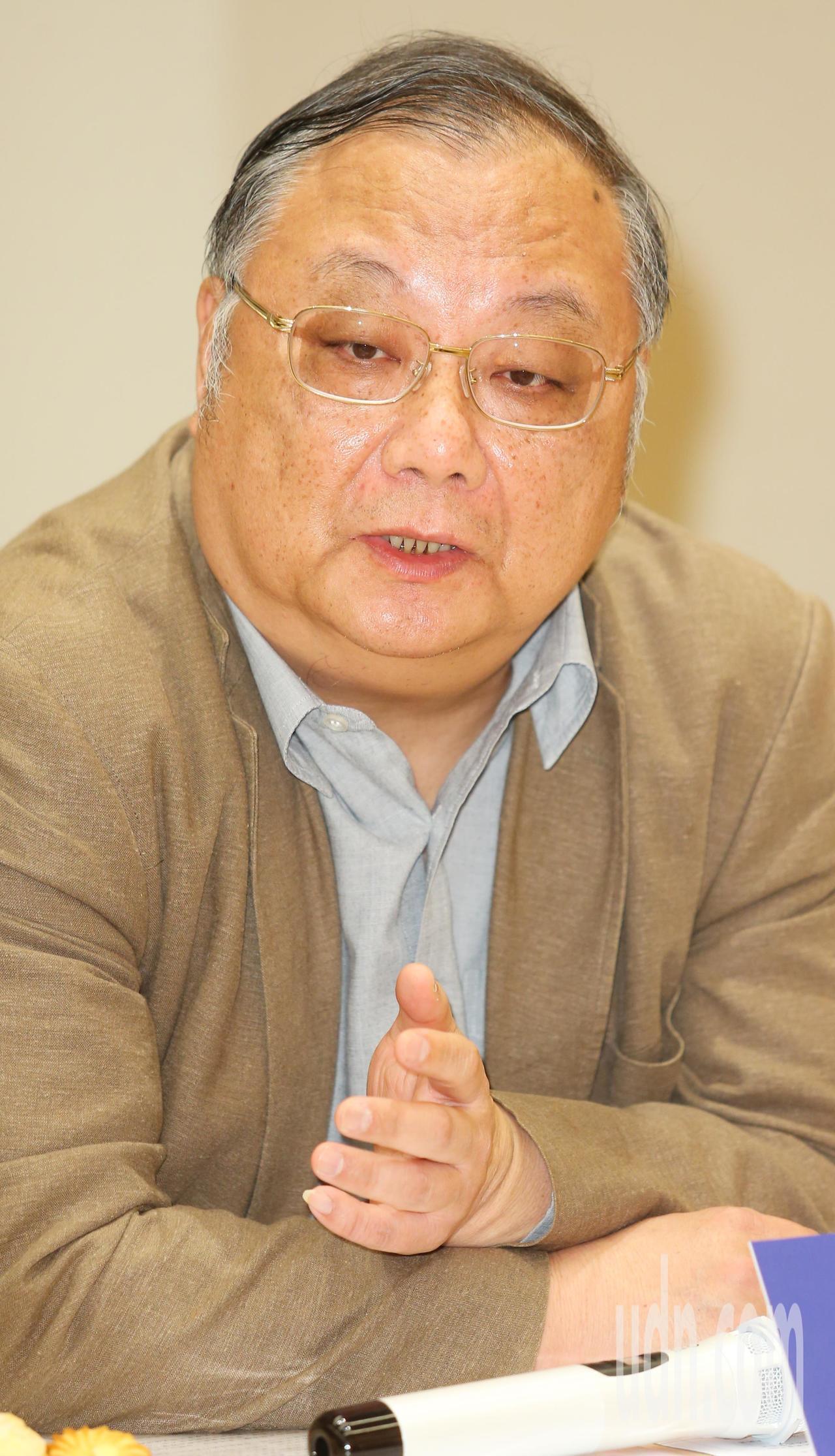 中華大學講座客座教授杜紫宸。本報資料照片