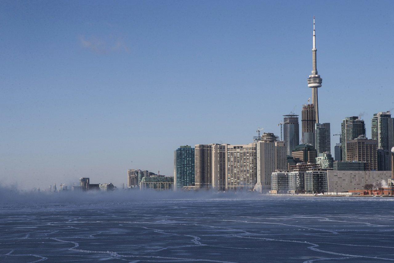 加拿大最大城市多倫多最近吸引到許多大型科技公司前來設點。美聯社