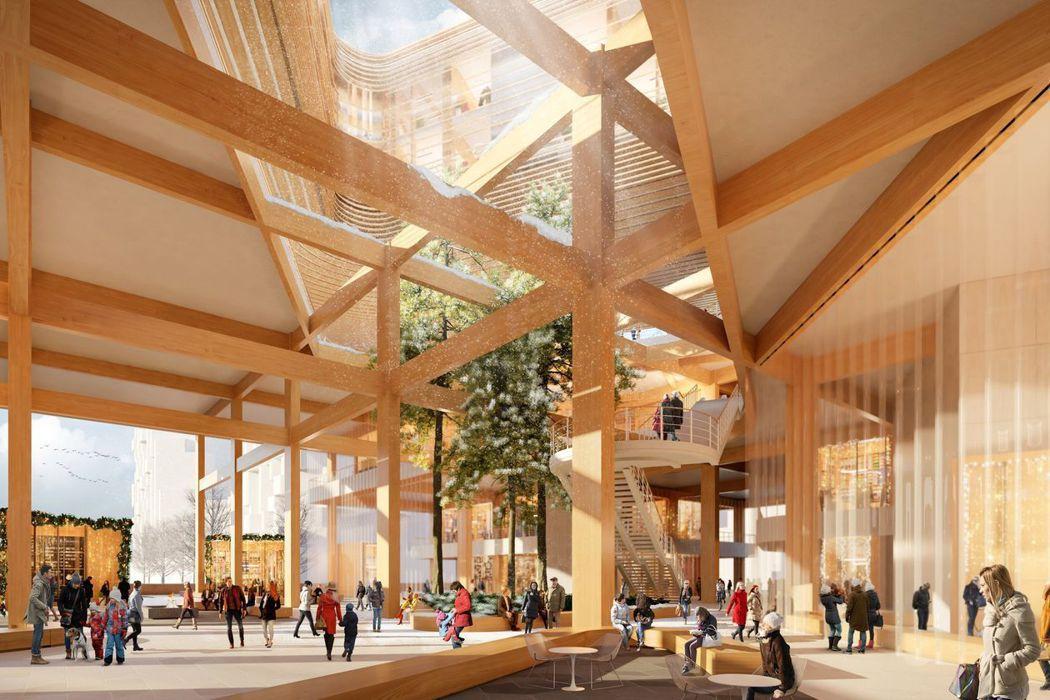 Google母公司字母公司(Alphabet)計畫在安大略湖畔「智慧城市」區蓋新...