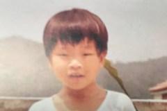 蔡其昌臉書Po童年照 自嘲「眼睛從沒長大過」