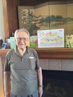 薄柔纜醫師68歲時決定退休回美國安養晚年,17日受主寵召,享壽94。 圖/門諾醫...