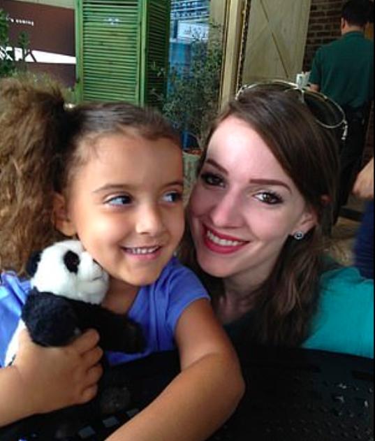 32歲的美國女子伯達妮.維拉(Bethany Vierra)2011年搬到沙烏地...