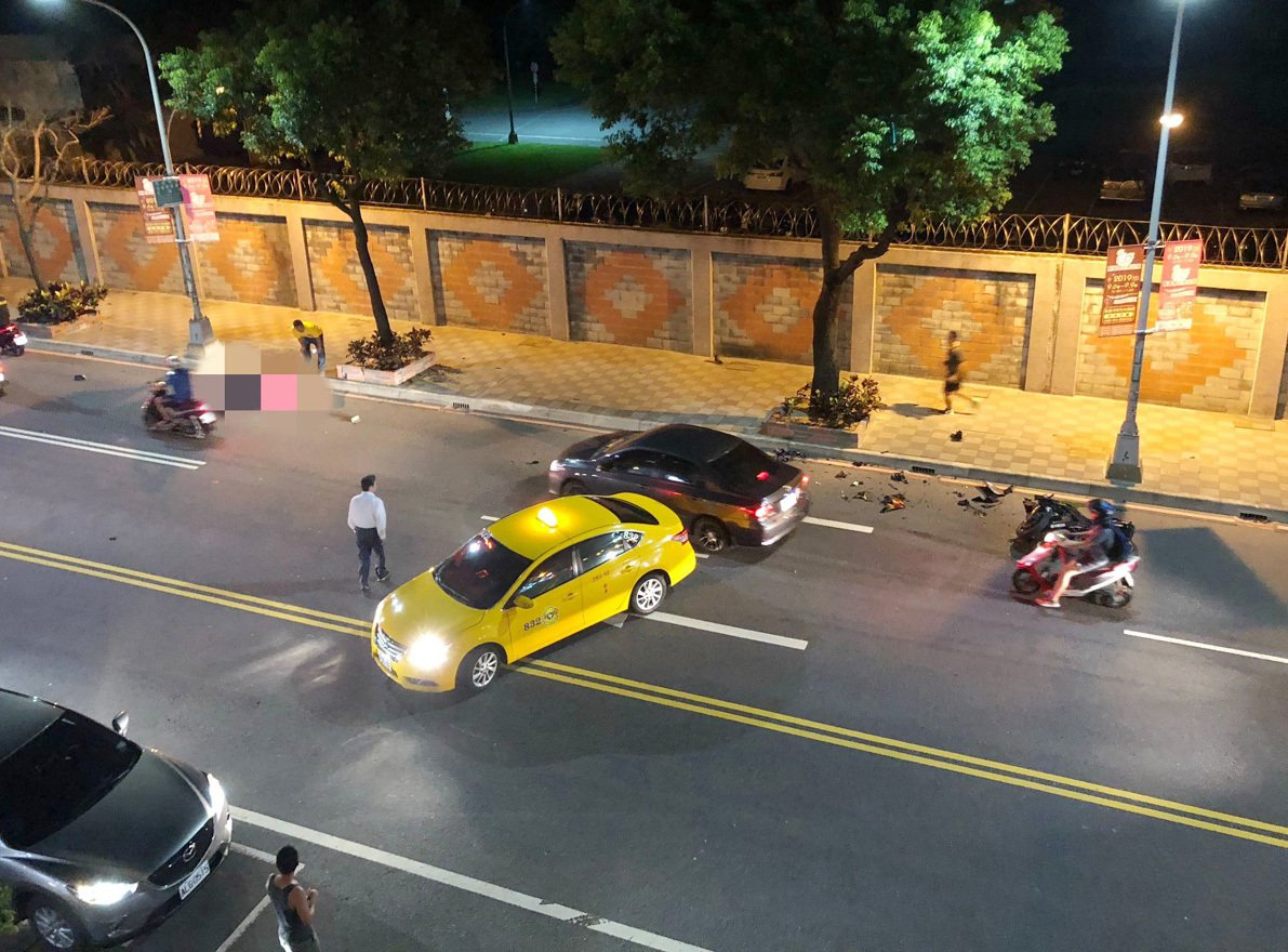 桃園市一名男子8月13日晚上9時30分到10時之間,騎機車行經八德市和平路、重慶...