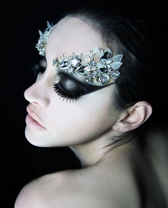 加拿大彩妝學院Blanche Macdonald Centre的彩妝課程。圖/翻...