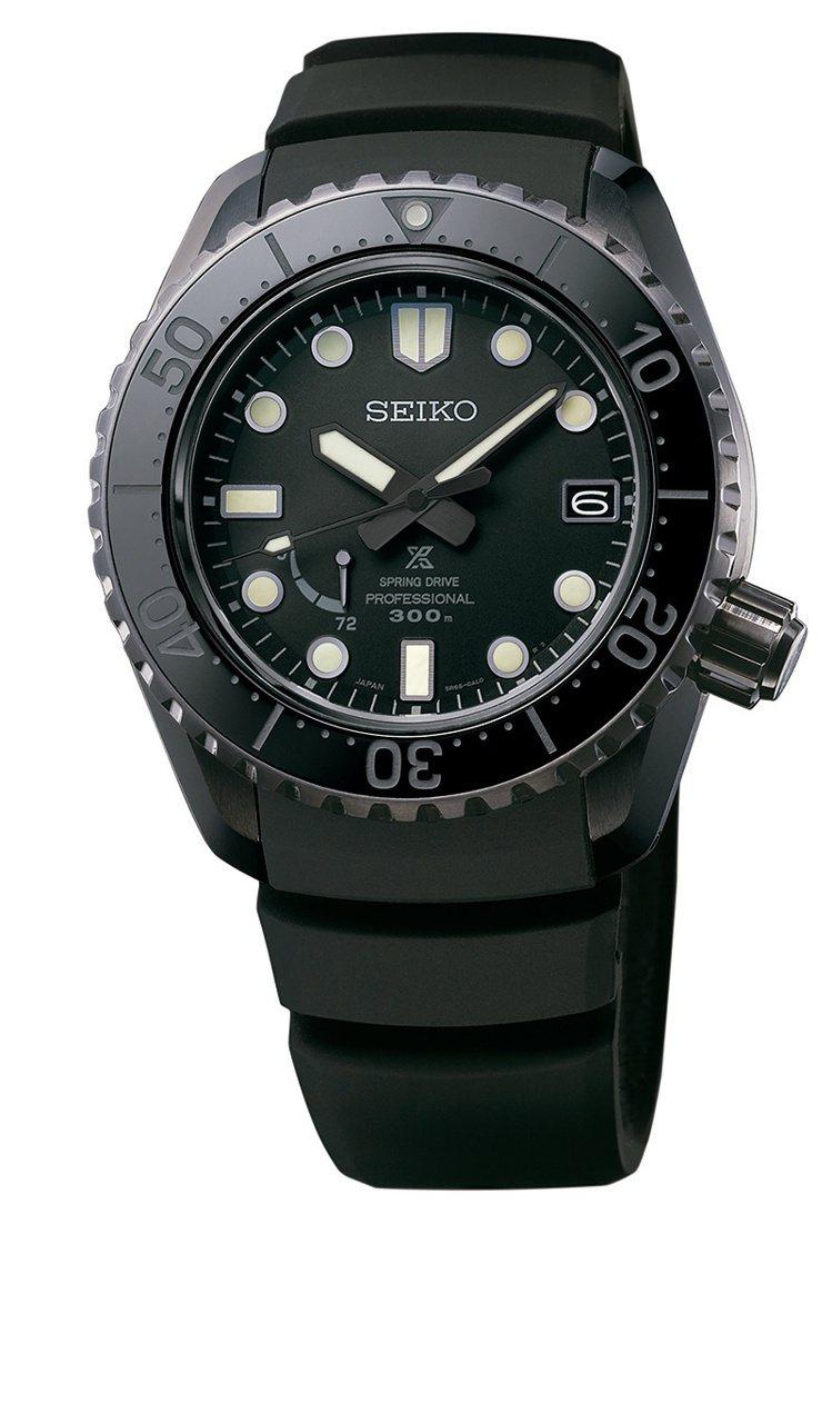 SEIKO Prospex系列LX Line SNR027J1腕表,鈦金屬材質表...
