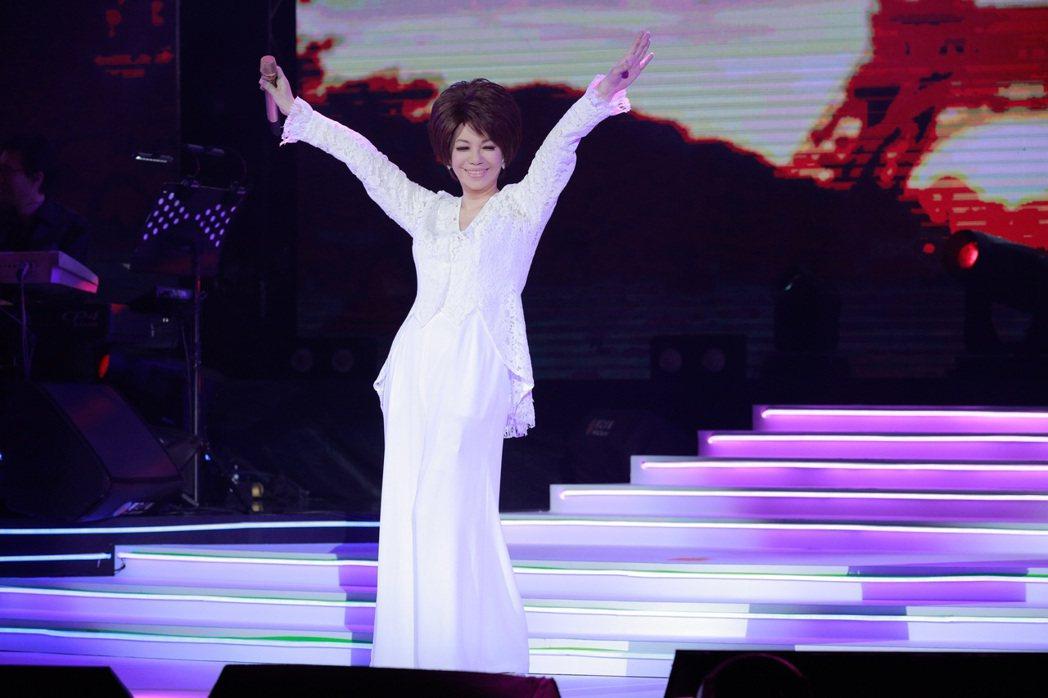蔡琴連辦3場「好新琴」演唱會。圖/宜辰整合行銷提供
