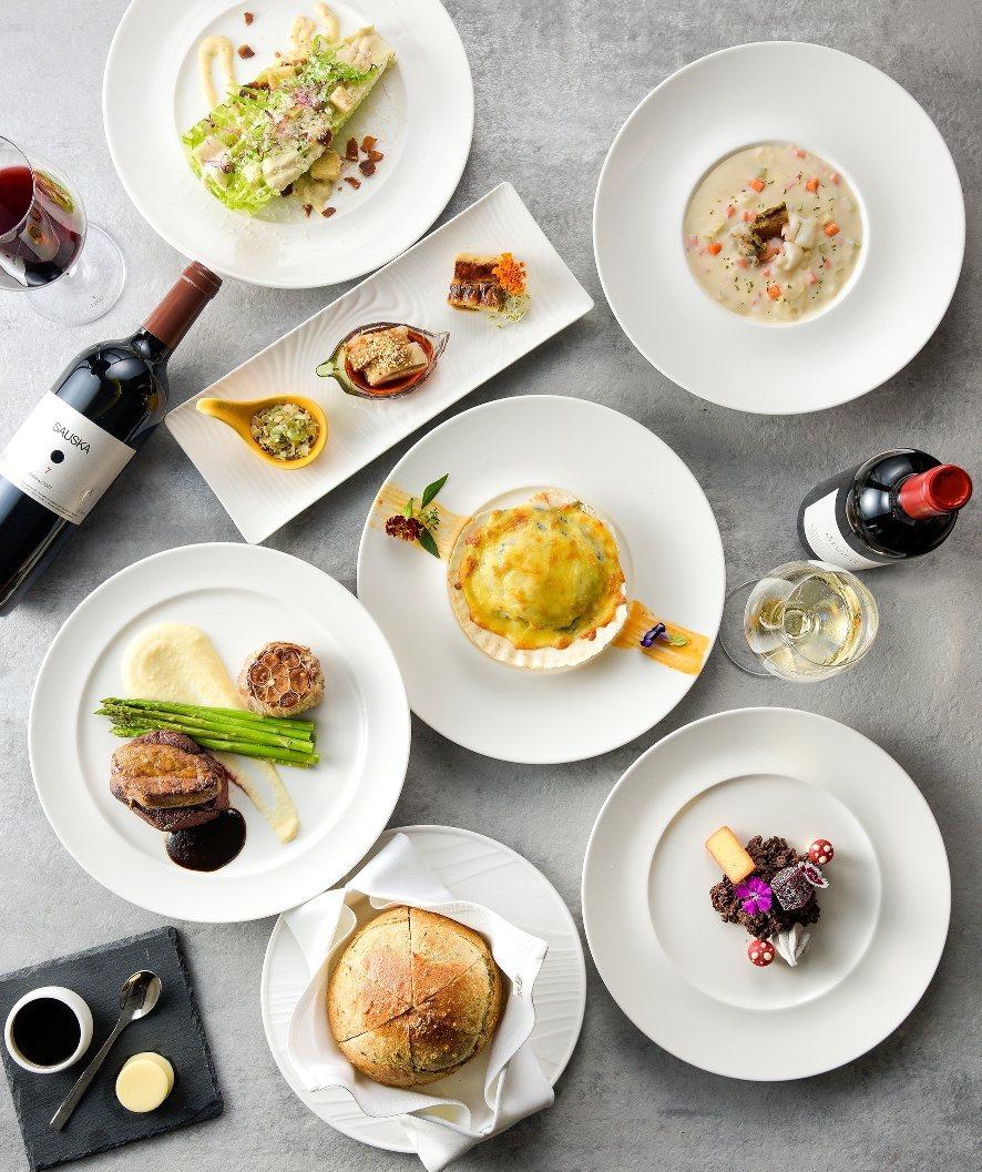 高雄國賓8月24日推出「和牛品酩餐會」。圖/高雄國賓飯店提供